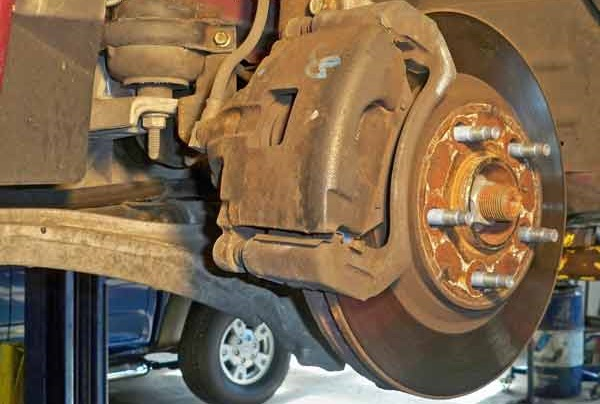 Automobile and light truck brake service Anderson Indiana
