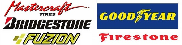 Auto Tires, truck tires, Bridgestone Firestone, Goodyear Tires, Mastercraft Tires, Fuzion Tires, Anderson Indiana