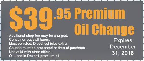 Online printable coupon for oil change T & J Tire and Auto Service 100 West 9th Street Anderson, IN 46016